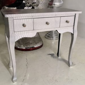 Moc Croc 3-Drawer Console / Dressing Table